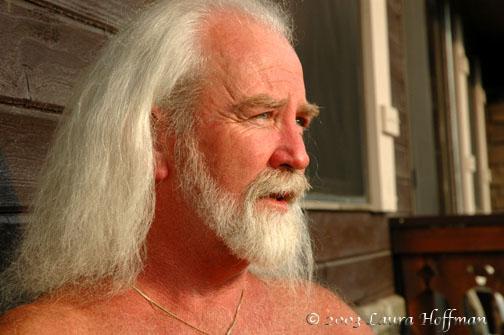 David Crowe at June Lake