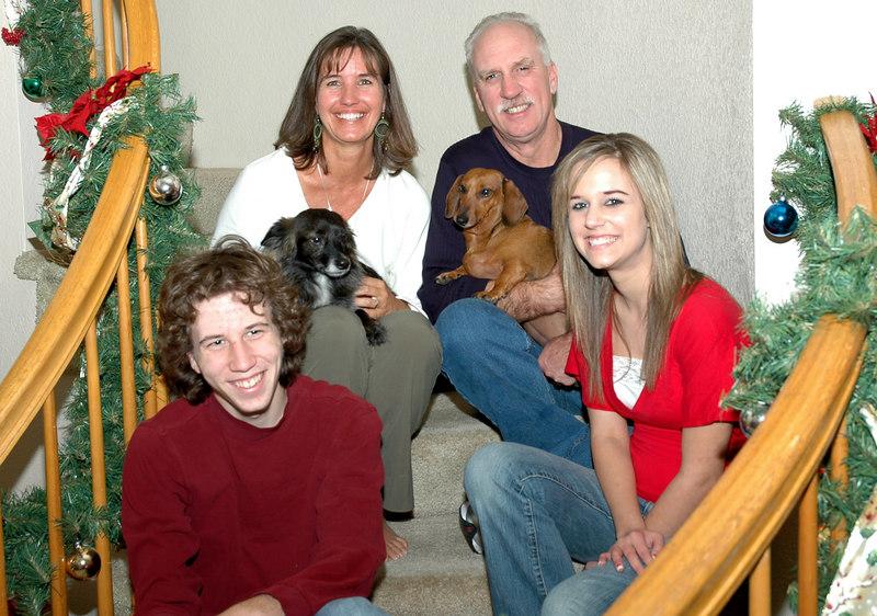 Family Portrait - 12-30-06