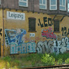 Leipzig Graffiti<br /> From the train<br /> <br /> June 18, 2008