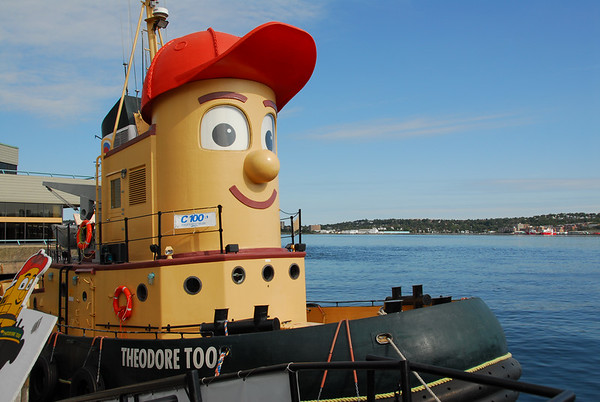 Theodore Too<br /> Ted the Tug Boat<br /> Halifax, Nova Scotia Canada