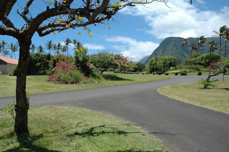 Kalapaupa Street, Molokai Hawaii