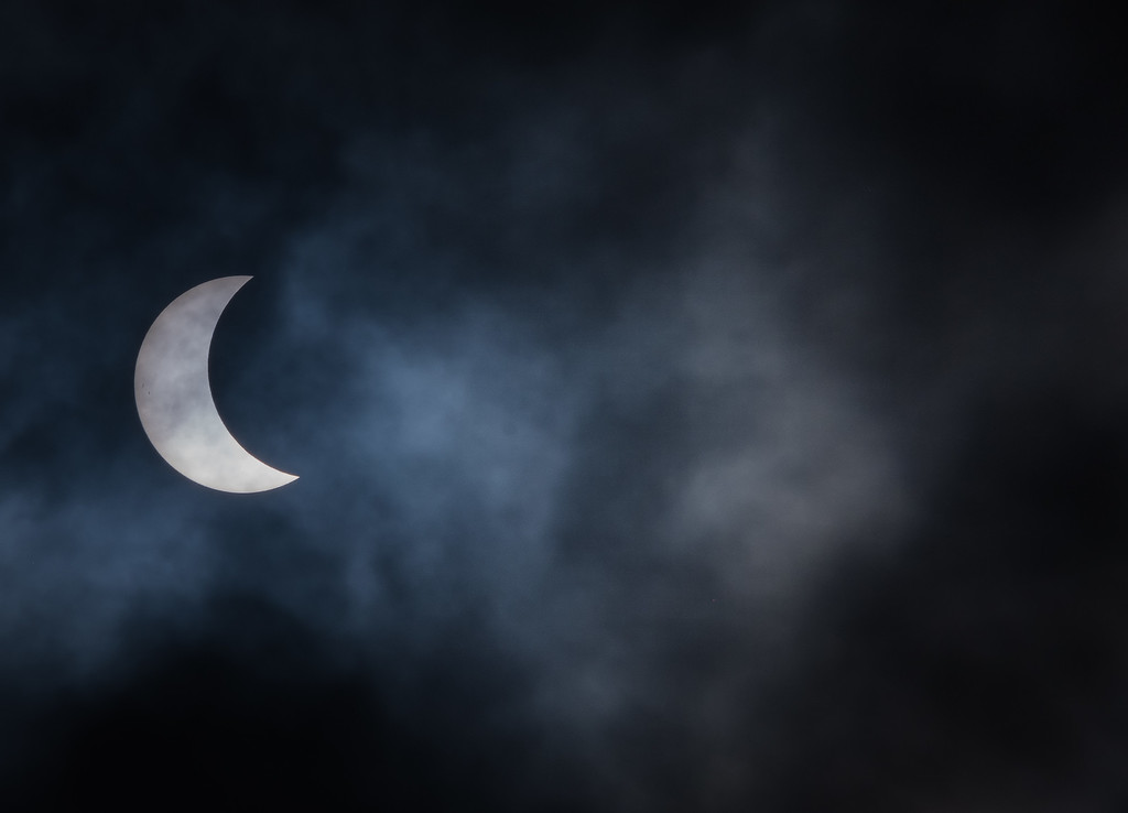 Clouds and Eclipse I