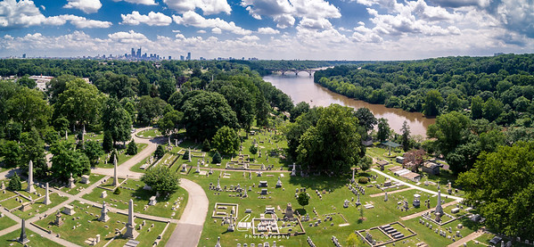 Scenic Necropolis - Laurel Hill Cemetery
