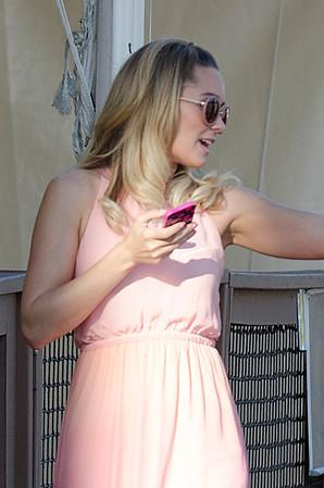 Lauren Conrad seen on Santa Monica Pier
