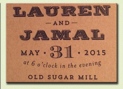 Lauren & Jamal