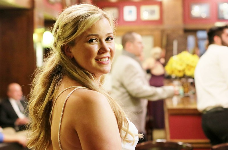 Gorgeous Lauren!