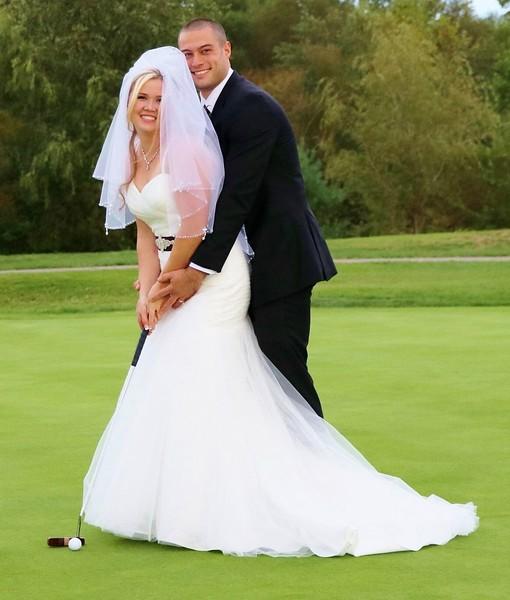 Lauren and Brandon Get Married!