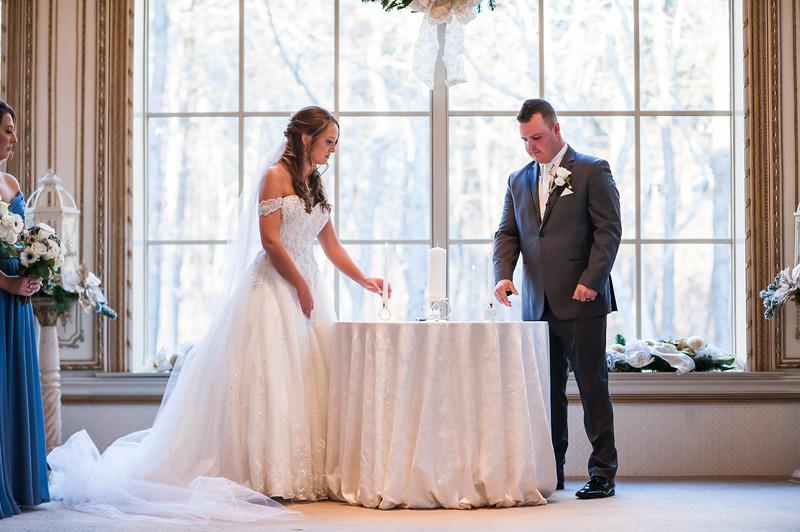 Lauren and Chris Wedding 0308