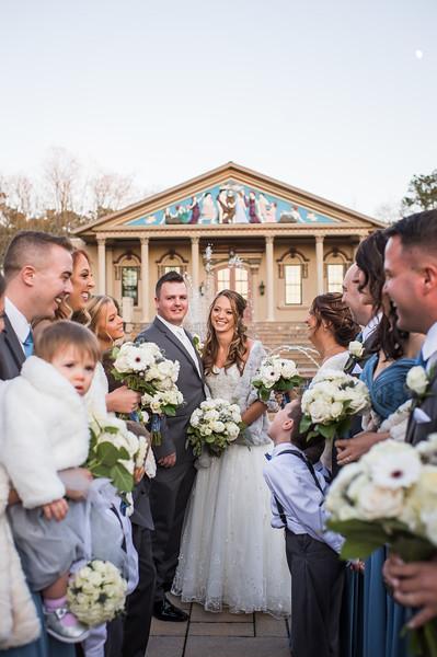 Lauren and Chris Wedding 0506
