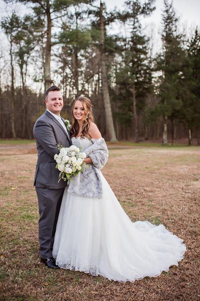 Lauren and Chris Wedding 0522