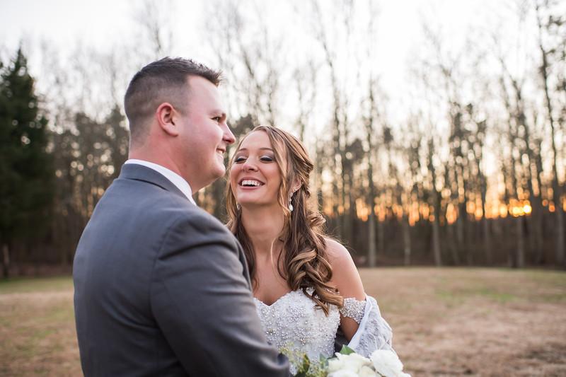 Lauren and Chris Wedding 0527