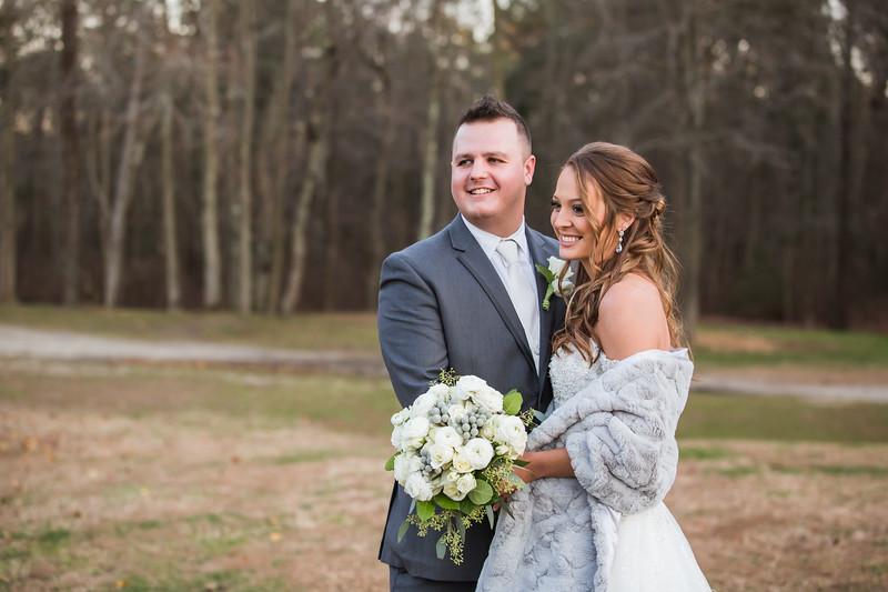 Lauren and Chris Wedding 0518