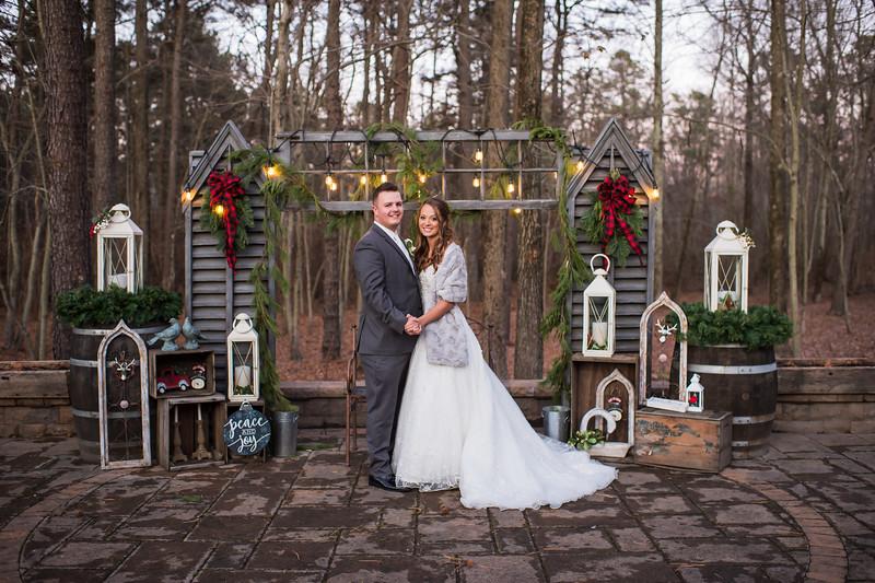 Lauren and Chris Wedding 0603