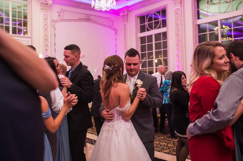 Lauren and Chris Wedding 0777