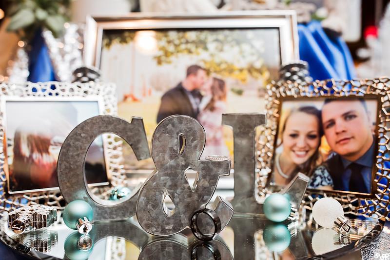 Lauren and Chris Wedding 0615