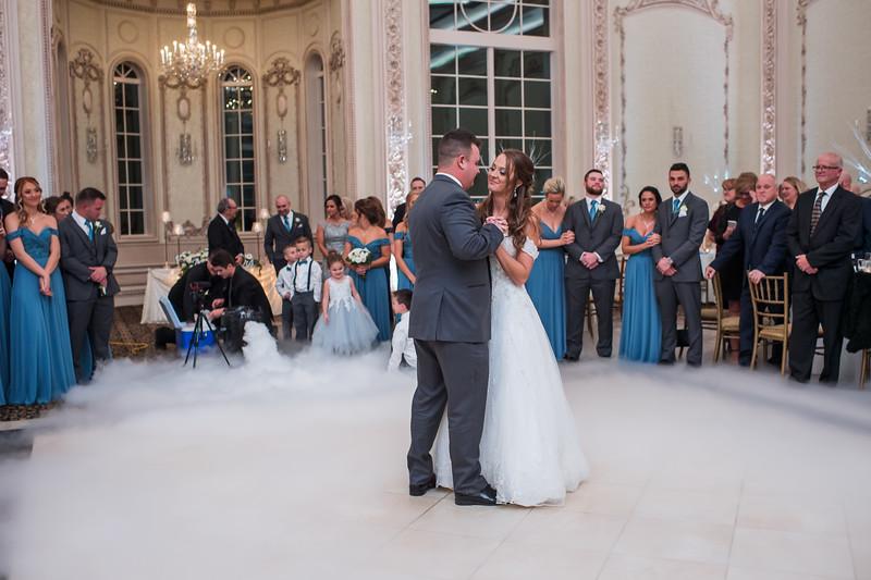 Lauren and Chris Wedding 0709