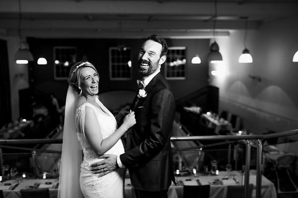 Lauren and Nathan Wedding