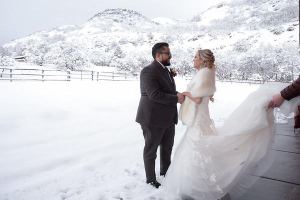 Lauren and Raj wedding one