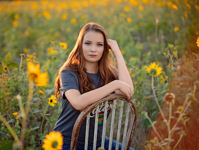 Lauren senior 2019