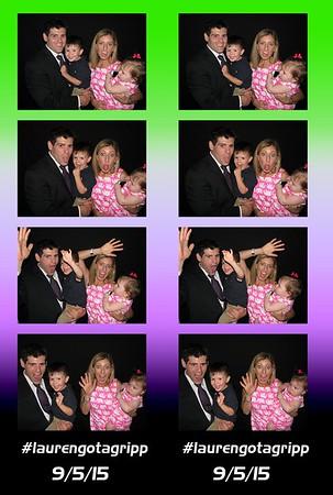 Lauren & Thomas's Wedding 9-5-15