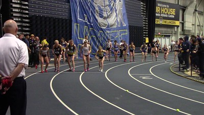 Women's 1500#1 - Jenny- TrackLevel