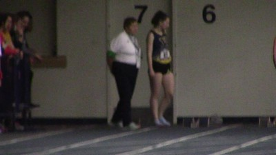 Women's 60m Heats - Hannah- TrackLevel