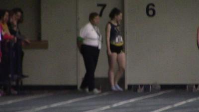 Women's 60m Heats - Hannah- TrackLevel