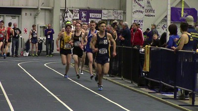 Men's 3k#4 - Liam- TrackLevel