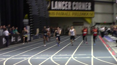 Men's 60m Semis - Skyler- TrackLevel
