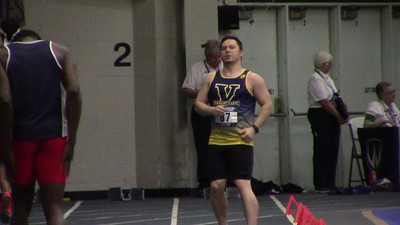 Men's 60m Heats - Eric- TrackLevel