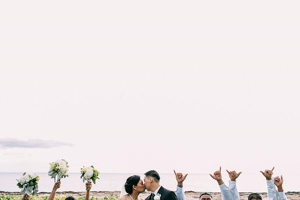 Laurie + Rome (Wedding Photos)