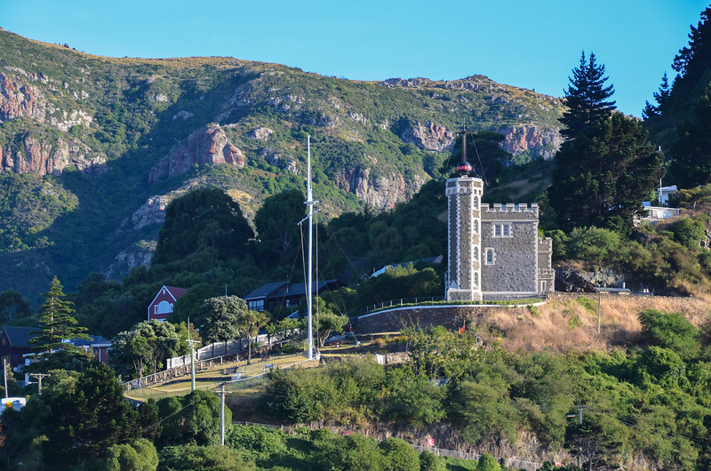 Lyttleton timeball station