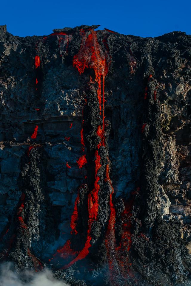 Pillar of fire.