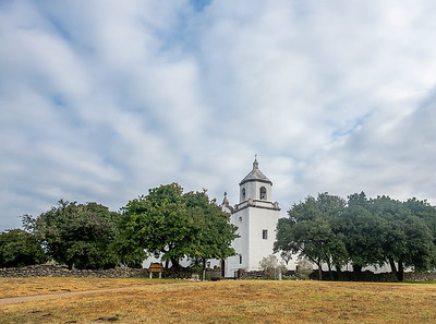 Mission Nuestra Señora del Espíritu Santo de Zúñiga, also known as Aranama Mission or Mission La Bahia, was a Roman Catholic mission established by Spain in 1722 in the Viceroyality of New Spain—to convert native Karankawa Indians to Christianity.