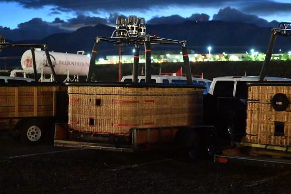 Balloon Fest Albuquerque NM Oct 2018