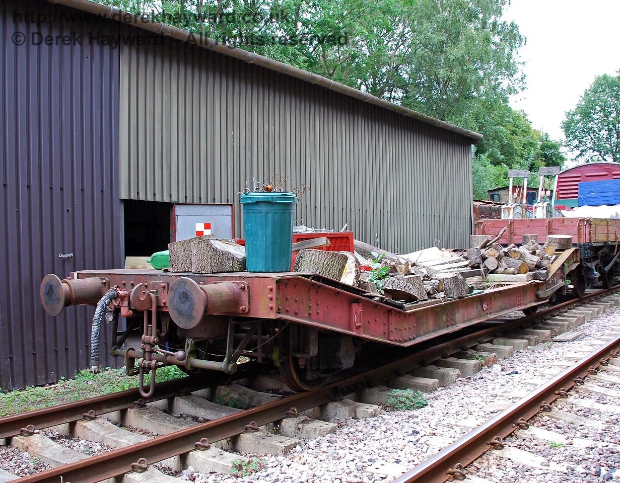 Lomac wagon. Isfield 02.09.2007
