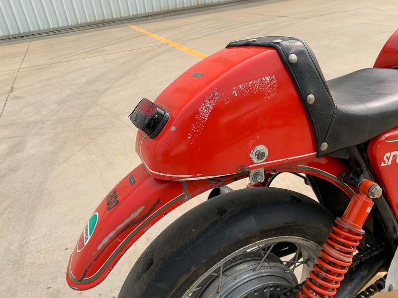 Laverda 1200 Race Bike -  (10)
