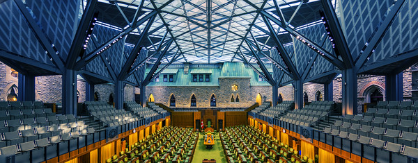 parliament house of commons in ottawa