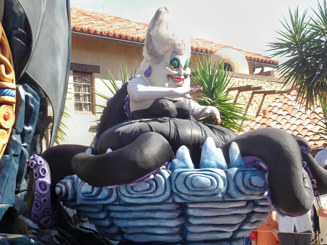 Desfile en Magic Kingdom