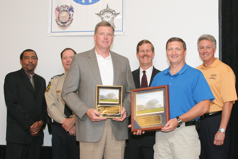 <b>IMG_70261</b><br>1st Place, Municipal 4 (51-75 Officers) & Pedestrian and Bicycle Safety Award: Fairfax City Police Department