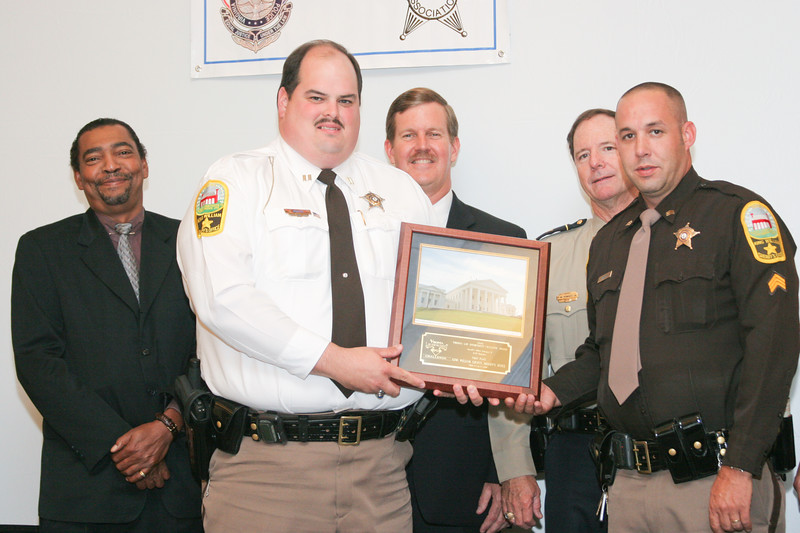 <b>IMG_70240</b><br>1st Place, Sheriff 2 (11-25 Deputies): King William County Sheriff's Office