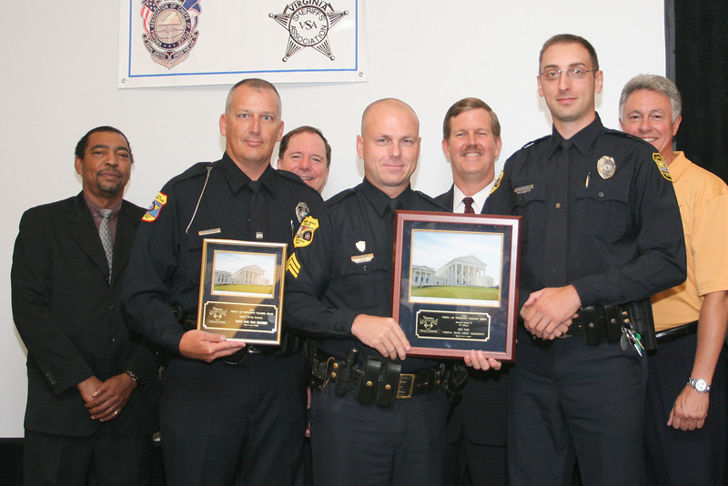<b>IMG_70280</b><br>1st Place, Municipal 9 (701+ Officers) & Impaired Driving Awareness Award: Virginia Beach Police Department