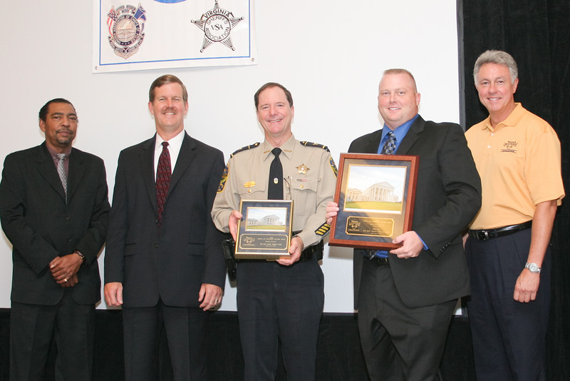 <b>IMG_70242</b><br>1st Place, Sheriff 3 (26-50 Deputies) & Occupant Protection Award: New Kent County Sheriff's Office
