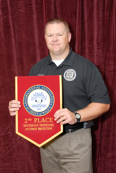 2006 National Law Enforcement Challenge --<br /> 2nd Place, Multi-Jurisdictional Agency: Southeast Tennessee Occupant Protection