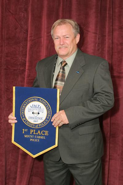 2006 National Law Enforcement Challenge --<br /> 1st Place, Municipal 1 (1-10 Officers): Mount Carmel (TN) Police Department