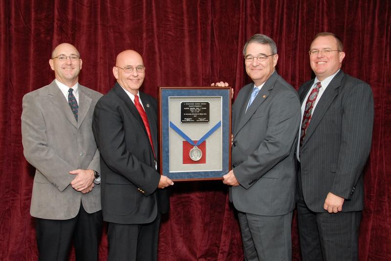 "2007 J. Stannard Baker Award --<br /> Master Trooper John T. ""Tim"" Harris, Virginia State Police"
