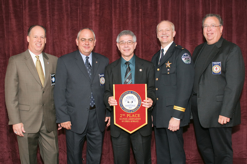 2006 National Law Enforcement Challenge --<br /> 2nd Place, State Associations: Illinois Association of Chiefs of Police