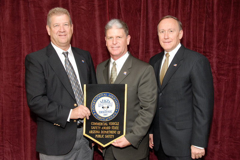 2006 National Law Enforcement Challenge --<br /> Commercial Motor Vehicle Safety Award (State): Arizona Department of Public Safety