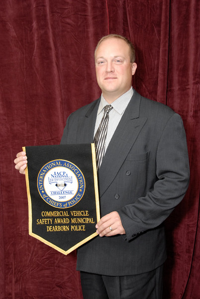 2006 National Law Enforcement Challenge --<br /> Commercial Motor Vehicle Safety Award (Municipal): Dearborn (MI) Police Department