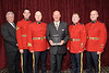 2007 Vehicle Theft Award of Merit -- Category 2 (251-1000 Officers) Winner:<br /> Surrey Royal Canadian Mounted Police Auto & Property Crimes Target Teams<br /> Chief Superintendent Fraser McRae, Officer-in-Charge<br /> (also pictured, far left: Patrick W. Clancy, VP-Law Enforcement, LoJack Corporation)